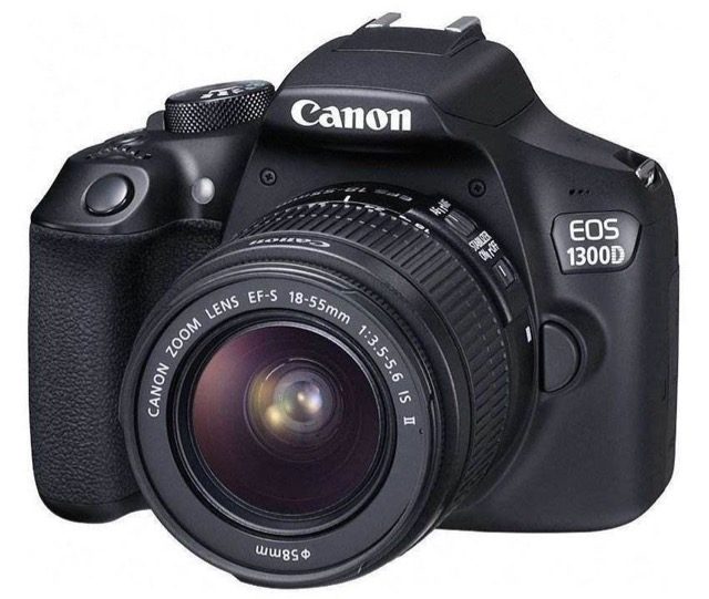 Canon 1300d video settings blog