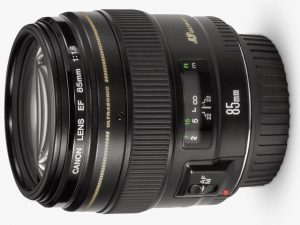 Best Types of Canon Lenses 85mm